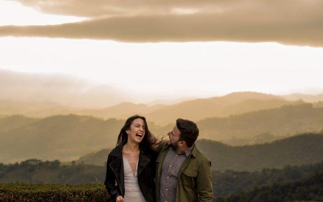 Carol e Bruno Amantikir campos do jordão