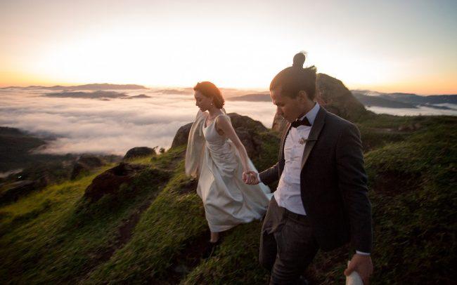 Carol e Lucas trash the dress