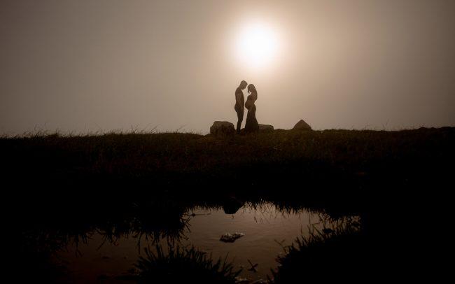 Karina e Bruno Pico do olho d'agua